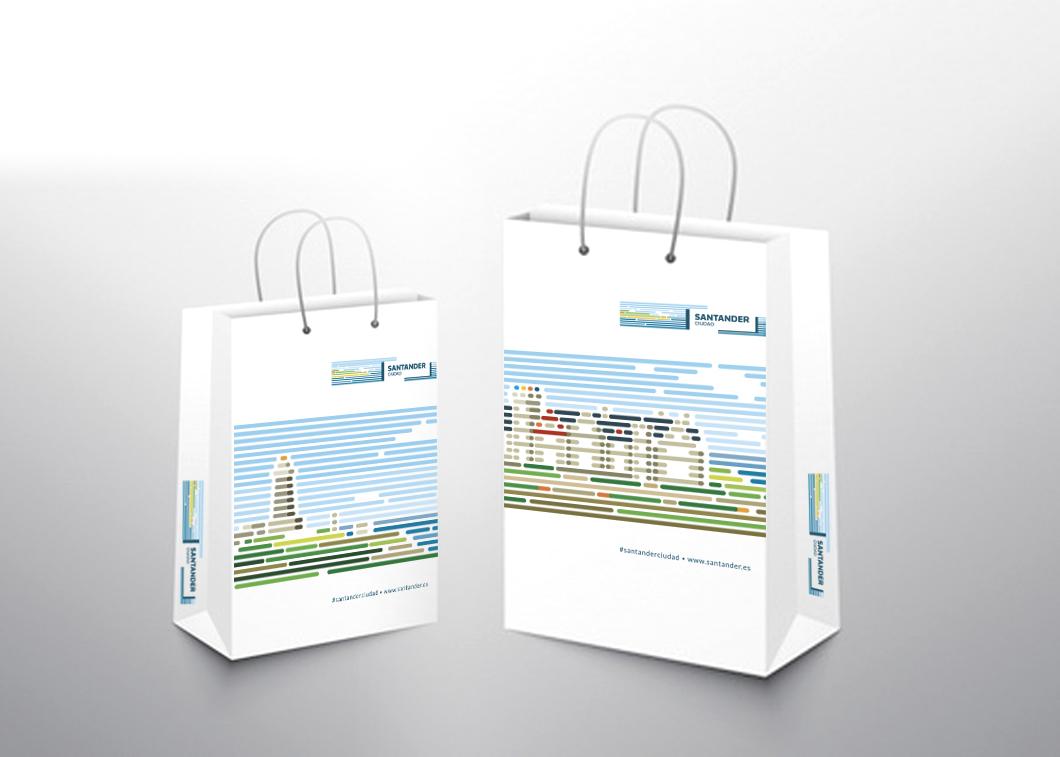 bolsas papel ayuntamiento turismo